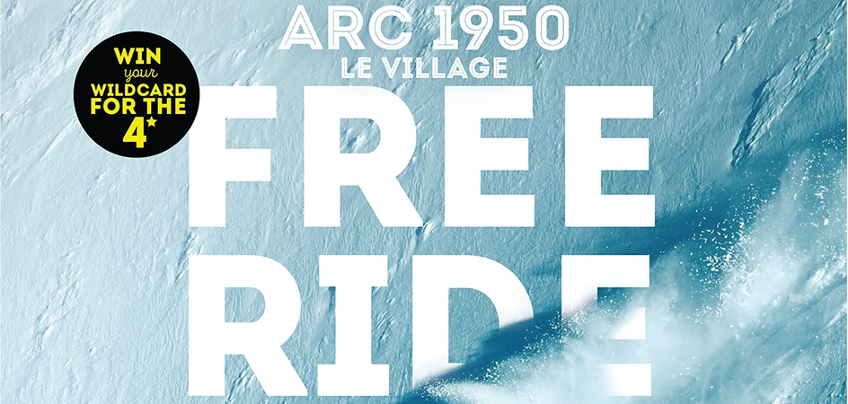 Precision Ski partner of Freeride Week Arc 1950