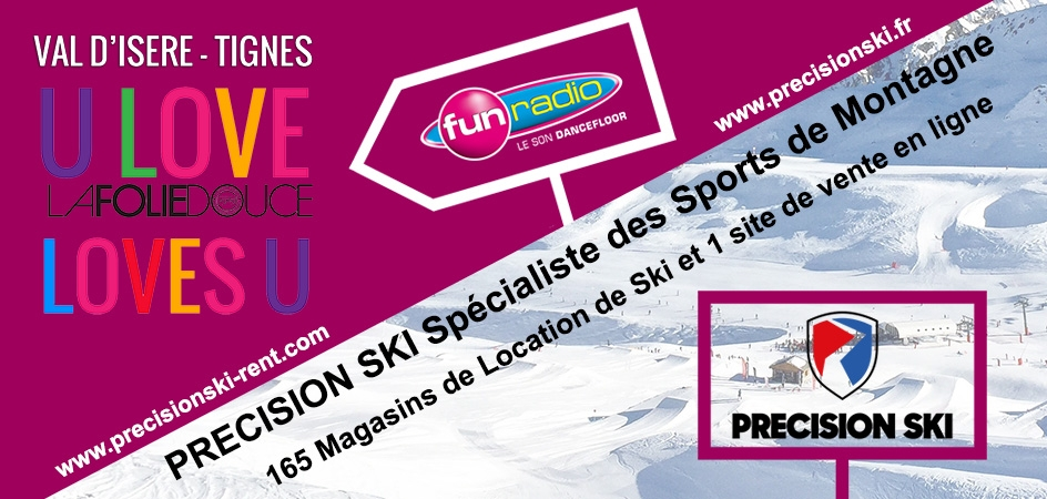 The Closing of La Folie Douce in Val d'Isère will be rock'n roll!