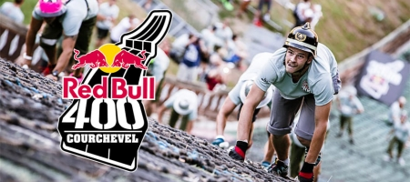Red Bull 400 Courchevel