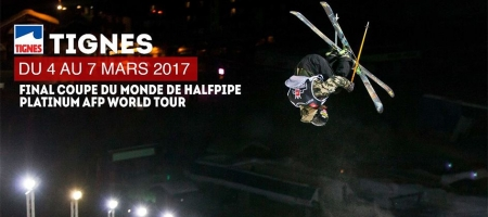 SFR Freestyle Tour 2017 in Tignes