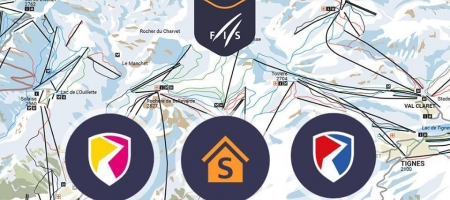 SKADI : A ski guiding application and virtual game, winning you discounts!